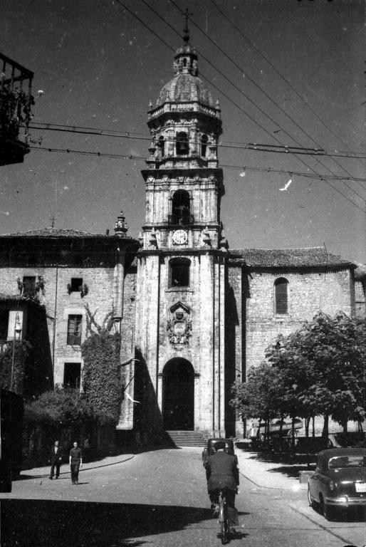 """Vergara. Iglesia de S. Pedro"""
