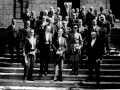 El Infante D. Fernando y los representantes de las Diputaciones vascas dirigiéndose al congreso