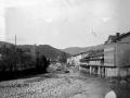 """""""Oxintzu-Los Martires (Vergara). Una vista de Oxintzu y el rio Deva"""""""