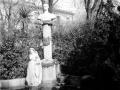"""S. Sebastian. Estatua de Usandizaga"""