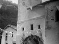 """""""Aguinaga (Eibar). La nueva torre de la Iglesia inaugurada el año 1954"""""""