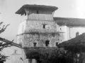 """Aguinaga (Eibar). La primitiva torre de la Iglesia de Aguinaga (Eibar)"""