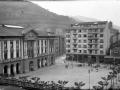 """""""Eibar. Ayuntamiento y la Plaza de Unzaga"""""""