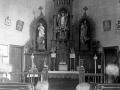"""""""Aguinaga (Eibar). Altar de la Iglesia de Aguinaga (Eibar)"""""""