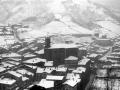 """""""Eibar. Vista parcial con la nevada."""""""