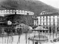 """""""Eibar. Plaza de Unzaga"""""""