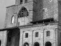 Vista con la iglesia después de restaurar