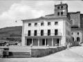 """""""Elgueta. Plaza de Elgueta con el nuevo Ayuntamiento"""""""
