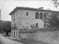 Casa Ugarte con su escudo.