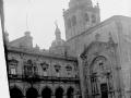 """""""Hernani. Ayuntamiento y la Iglesia Parroquial"""""""