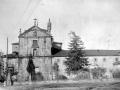 """Lazcano. Antigua portada de convento"""