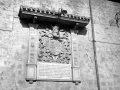 """Lazcano (Guipuzcua). Escudo de la familia del Duque del Infantado"""