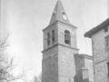 """""""Leaburu. Torre de la Iglesia Parroquial de Leaburu"""""""