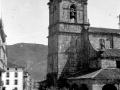 """Legazpia. Iglesia Parroquial"""