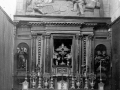 """""""Legazpia. Altar de Sta Cruz en la Iglesia Parroquial"""""""