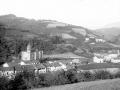 Vista de Legorreta desde el barrio Urdaneta
