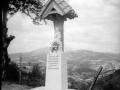 Virgen de Dorleta en el alto de Arlabán.