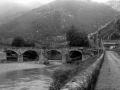 Puente sobre el río Deba