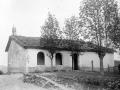 """Mutiloa. Ermita de la Virgen de Liernia"""