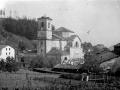 """Motrico. La Iglesia parroquial"""