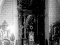 """Olabarria. Altar mayor de la Iglesia Parroquial"""