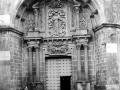 """""""Segura. Portada de la Iglesia Parroquial"""""""