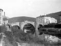 Puente sobre el río Oria