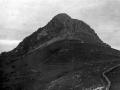 Vista del monte Ernio desde Zelatun