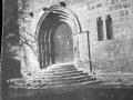 Portada del Santuario de Nuestra Señora de la Antigua