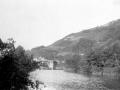 """""""Isasondo. Puente de Isasondo sobre el rio Oria"""""""