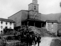 """""""Amezketa (Guipúzcoa). La Iglesia Parroquial"""""""