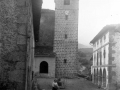 """""""Abalcizqueta. Torre de la Iglesia Parroquial"""""""