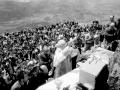 Zenon Aranburu jesuita inaugurazio egunean meza ematen