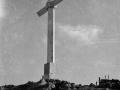 Cruz de la cumbre de Pagoeta