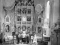 Altar mayor de la iglesia de la Colegiata de Cenarruza de Bolibar
