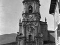 """""""Andoain. Torre de la Iglesia Parroquial"""""""