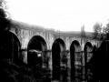 """Andoain. Viaducto del Ferrocarril de Andoain"""