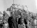 Montañeros en Kurtzebarri