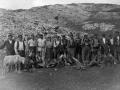 Reunión de pastores en Perileku (Aralar)