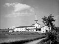 Vista parcial de Goroeta con la iglesia de Santiago