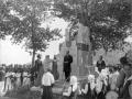 Bendición del monumento a Pascual de Abaroa.