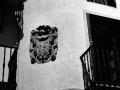 """""""Uno de los dos escudos de Oztekoetze. Mondragon"""""""