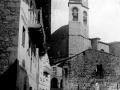 """""""Asteasu (Guipuzcua). Torre de la Iglesia Parroquial"""""""
