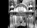 """""""Azcoitia. La Fuente de la Plaza con el busto de Atano III"""""""