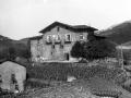 """Azcoitia. Antigua casa solar Balda donde vivió la madre de San Ignacio de Loyola"""