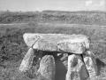 Eguilaz. El dolmen.