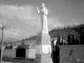 """""""Beasain. Estatua de S. Martin de Loinas"""""""