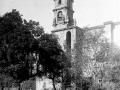 """""""Vergara. Torre de la Iglesia parroquial de Sta Marina"""""""