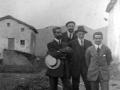 Joakin, Polikarpo eta Antton Elosegi Ansola anaiak, Ramón Rocarekin batera