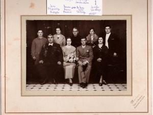 Joxe Usabiaga eta Maria Mazizior 1935